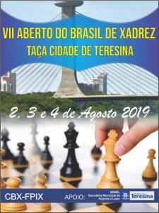 VII ABERTO DO BRASIL 2019 – INFORMAÇÕES
