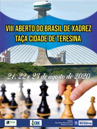 VIII ABERTO DO BRASIL 2020 – INFORMAÇÕES